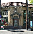 Northwest Library entrance - Portland, Oregon.JPG