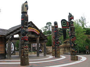 Memphis Zoo - Northwest Passage exhibit