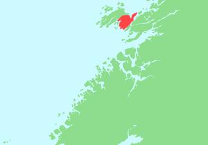 Inner-Vikna - Image: Norway Inner Vikna