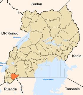 Ntungamo,  Western Region, Uganda