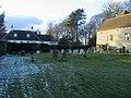 Nuffield Churchyard - geograph.org.uk - 1712419.jpg
