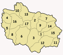 Numbered map of Adjuntas wards.png