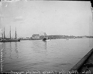 Nybroviken, Galärvarvet, c. 1900.jpg