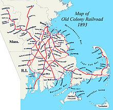 Old Colony Railroad Wikipedia