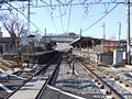 OER Tsurumaki-Onsen station Precincts.JPG