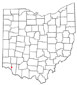 Location of Summerside, Ohio
