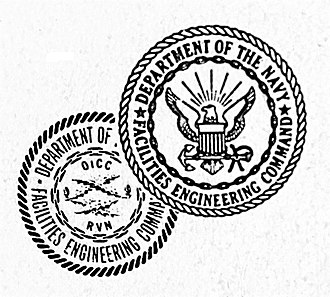 Officer in Charge of Construction RVN - Image: OICC RVN Insignia