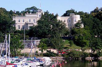 Ferdinand Boberg - Oakhill: Italian embassy in Stockholm
