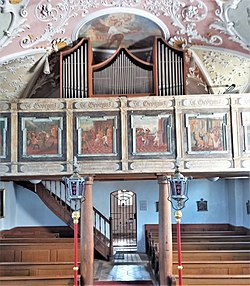 Oberndorf (Ebersberg), St. Georg (Staller-Orgel) (3).jpg