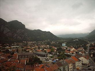 Tarascon-sur-Ariège - Town center