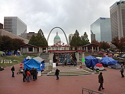 Occupy St. Louis - October 16, 2011 - 01.jpg