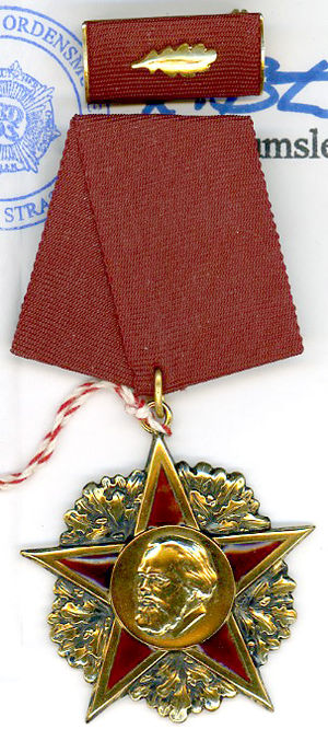 Order of Karl Marx cover
