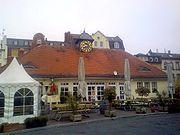Offenbach Markthäuschen Marktseite.JPG