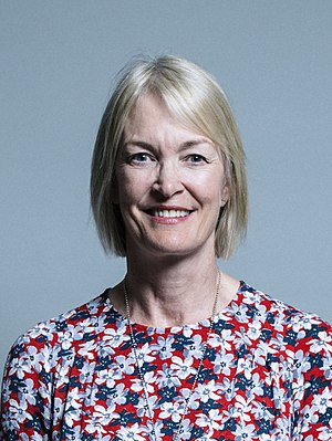 Margot James - Image: Official portrait of Margot James crop 2