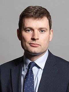 Robert Largan British Conservative politician