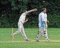 Old Finchleians Cricket Club v Highgate Taverners Cricket Club at Finchley, London, England 04.jpg