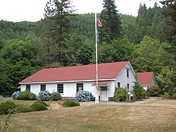 Old McKenzie Fish Hatchery, 2008.JPG