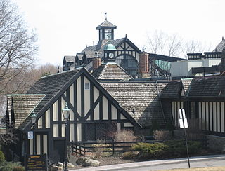 Old Mill, Toronto Neighbourhood in Toronto, Ontario, Canada