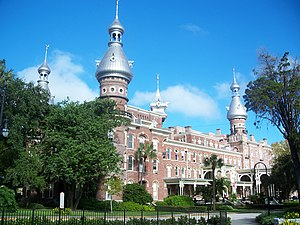 Old Tampa Bay Hotel, a National Historic Landm...