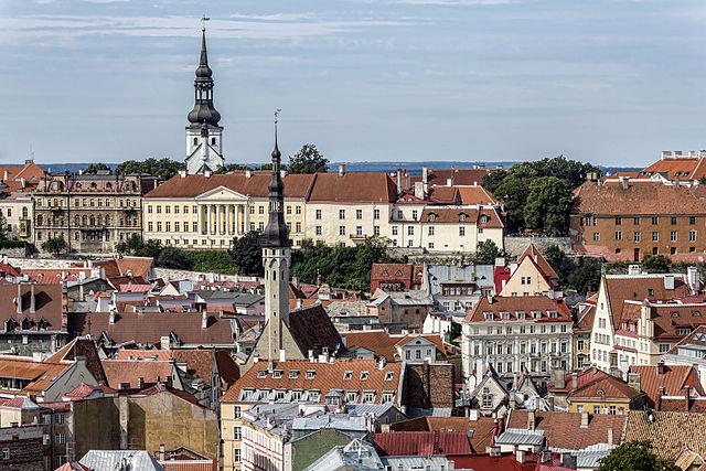 Старый город. Таллин. Эстония
