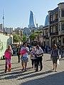 Old Town Street Scene - Baku - Azerbaijan - 01 (17278882614).jpg