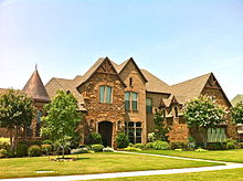 Southlake texas wikipedia for Cost to build a house in texas