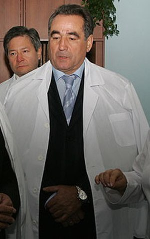 Oleg Bogomolov