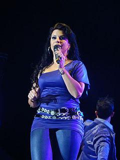 Olga Tañón Puerto Rican singer