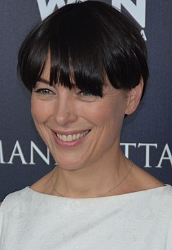 Olivia Williams juli 2014