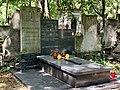Olszewski family grave, Powązki Cemetery, Warsaw, Poland in 2019.jpg