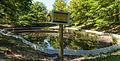 Onderzoek aan amfibieën bij Koningskuil. Locatie, Kroondomein Het Loo 01.jpg