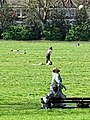 One form of exercise social distancing Tottenham style Covid-19 pandemic 12.jpg