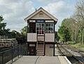 Ongar railway station MMB 02.jpg