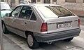 Opel Kadett silver, rear.jpg