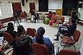 Open Discussion - Womens Contribution to Wikipedia - Bengali Wikipedia 10th Anniversary Celebration - Jadavpur University - Kolkata 2015-01-10 3291.JPG