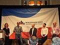 Opening ceremony, wikimania2017 (11).jpg