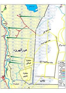 Operation Badr (1985) unsuccessful Iranian operation in the Iran-Iraq War