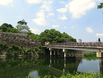 Chūō-ku, Osaka - Osaka Castle