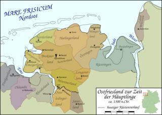 East Frisian chieftains