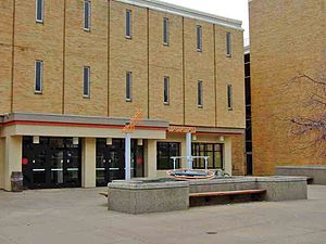 University of Wisconsin–Platteville - Ottensman Hall (engineering)