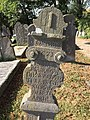 Oudste grafzerk Algemene Begraafplaats Huisduinen.jpg