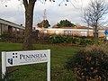 Outside Peninsula Medical School, Wonford RDandE Hospital grounds - geograph.org.uk - 1072812.jpg