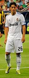 Ozil in Real Madrid