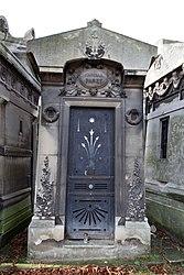 Tomb of Paret