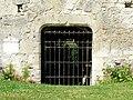 Périgueux château Barrière grille.JPG