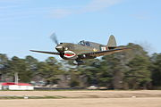 P-40E Military Air Museum November 28, 2008