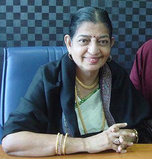 P. Susheela Indian singer