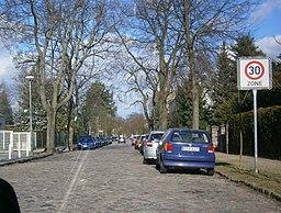 Viereckweg in Berlin