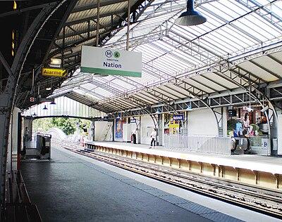 Nationale (metropolitana di Parigi)