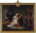 PAUL DELAROCHE - Ejecución de Lady Jane Grey (National Gallery, Londres, 1834).jpg